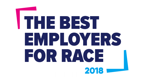 Best Employers For Race 2018
