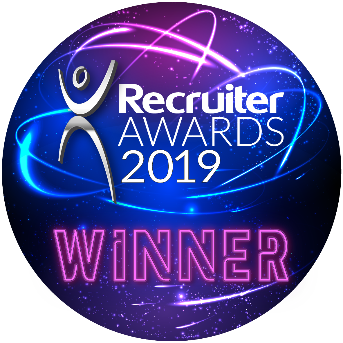 Recruiter Awards Official Logos WINNER